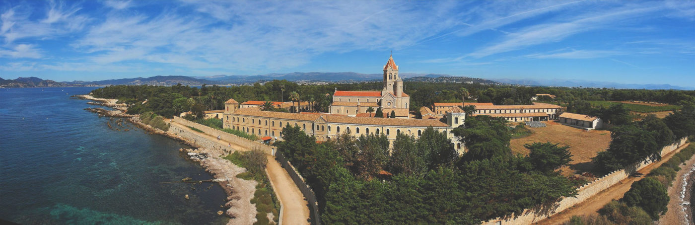 Abbaye Notre-Dame de Lérins, Provence-Alpes-Côte d'Azur