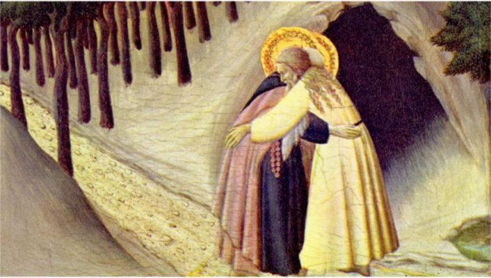 L'accueil monastique