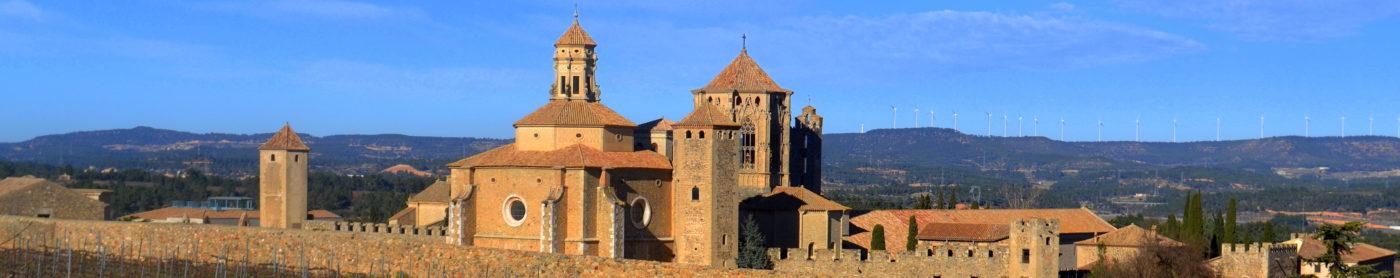 Abbaye de Poblet, Tarragone, Catalogne, Espagne