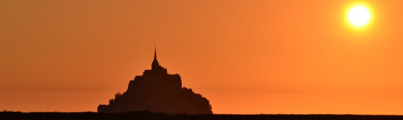 Abbaye du Mont-Saint-Michel, Normandie