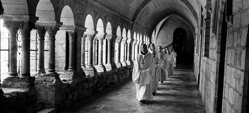 Moines Trappistes, Abbaye Notre-Dame d'Aiguebelle, Grignan, Auvergne-Rhône-Alpes