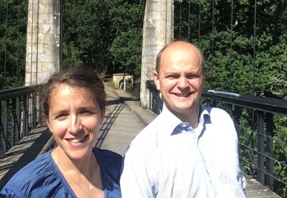 Cécile et Thibaut