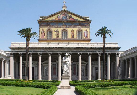 Saint Paul hors les murs, Rome